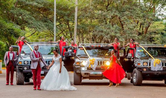Photos: One Of TB Joshua's Pastor' Wedding Send Internet Into A Meltdown
