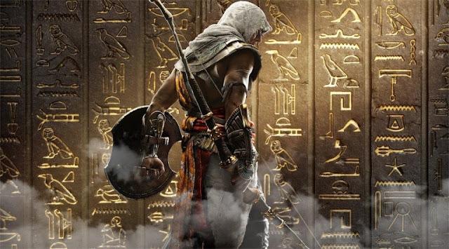 بالصور لعبة Assassin's Creed Origins تربط أحداث بينها و بين لعبة Watch Dogs ( حرق للأحداث )