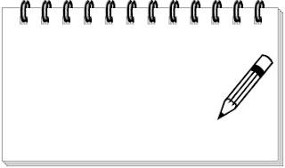 etiqueta caderno