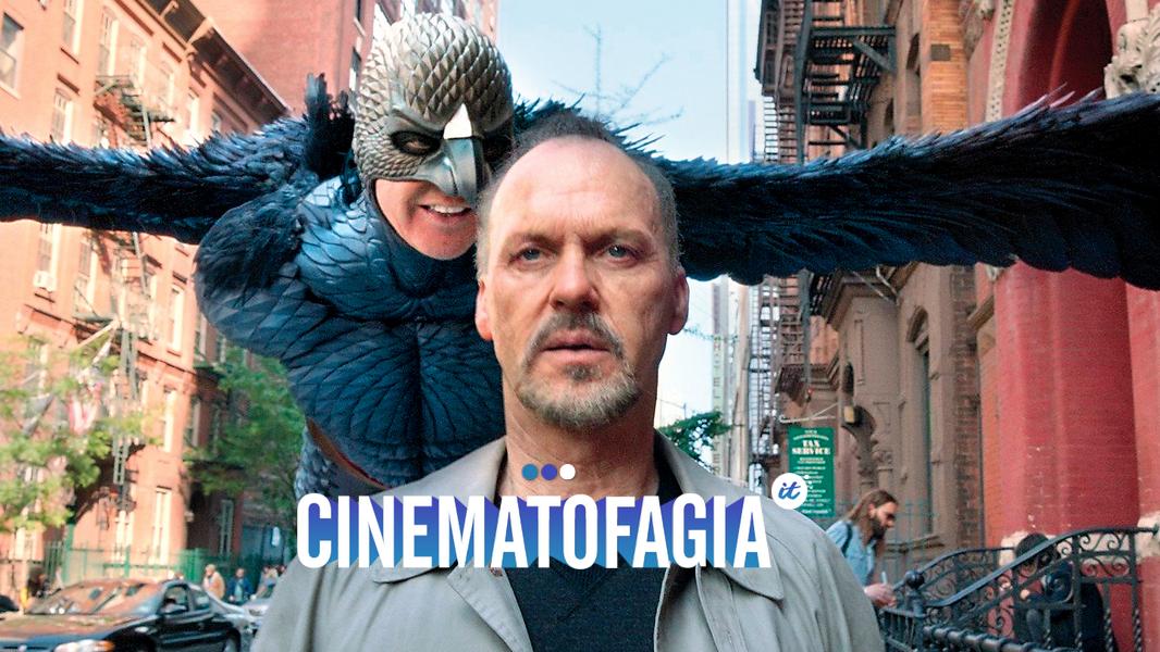 """Vencedor de quatro Oscars, incluindo """"Melhor Filme"""", """"Birdman"""" é uma insana viagem à mente de um artista frustrado"""