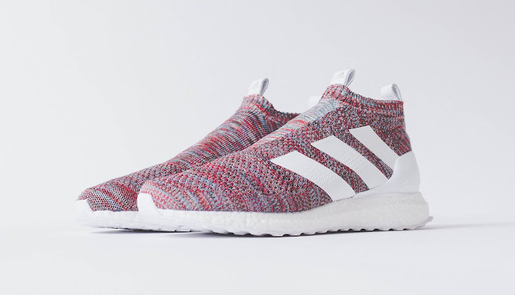 low priced 321bd 69ca8 Kith x Adidas Soccer ACE 16+ Purecontrol UltraBOOST