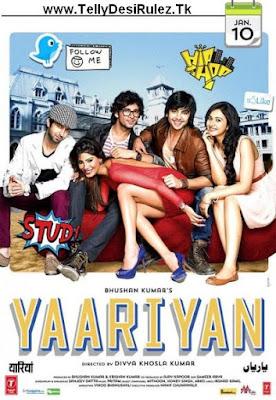 Yaariyan 2014 Hindi Full Movie