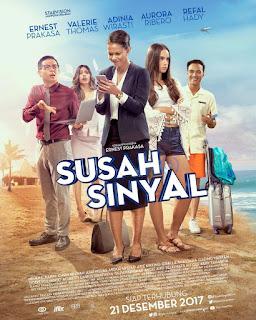 Susah Sinyal (2017) Webdl