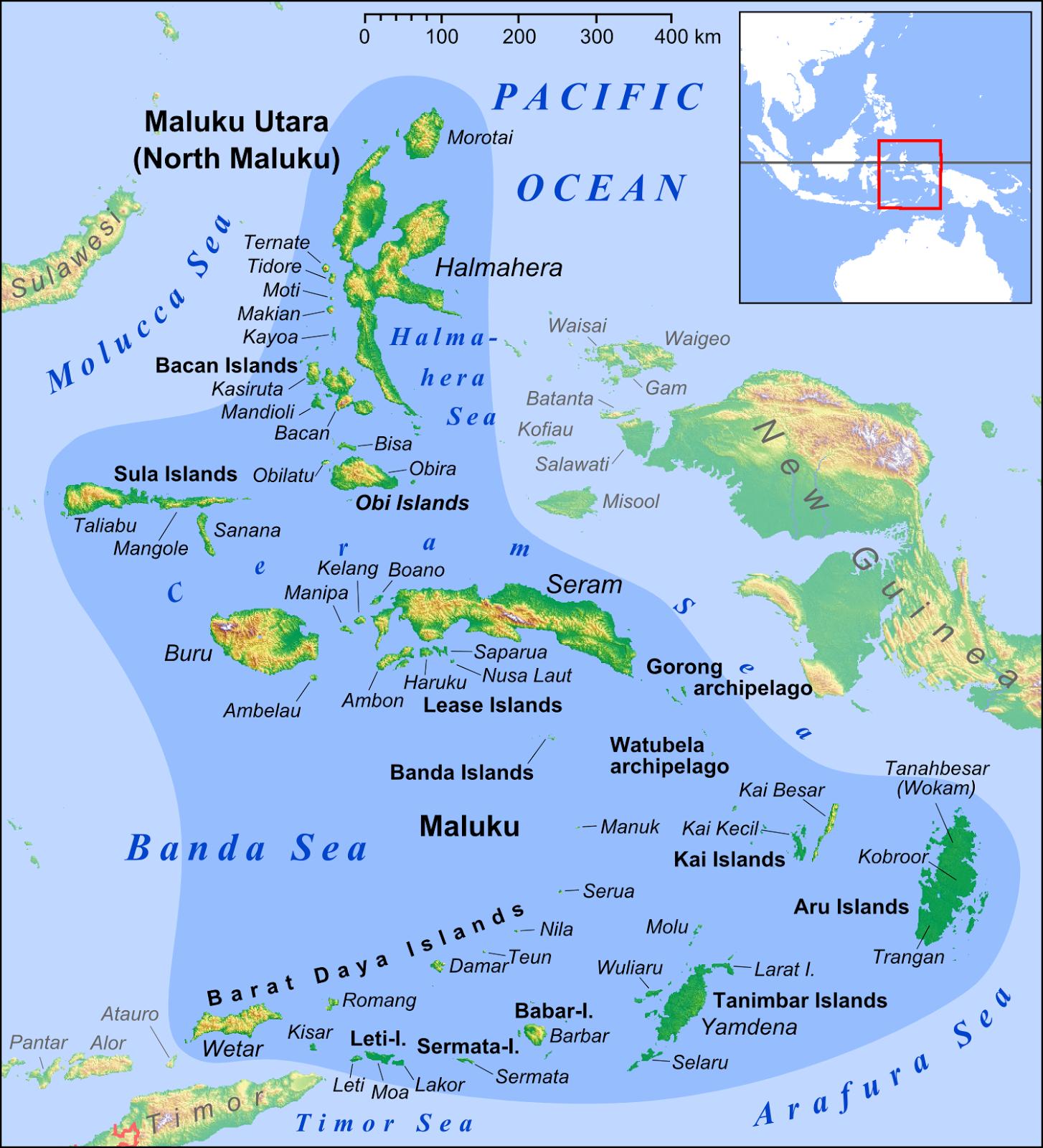 MalukuMaluku Selatan Bukan Separatis