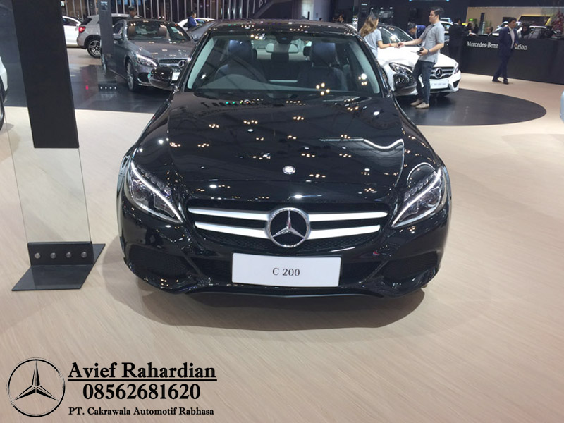 Dealer mercedes benz jakarta authorized mercedes benz for Dealer mercedes benz