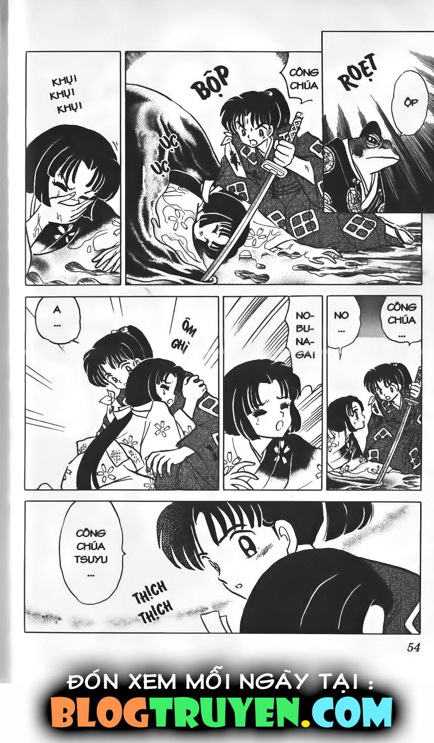 Inuyasha vol 03.3 trang 13