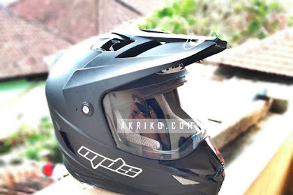 Unboxing Helm MDS Super Pro Helm Supermoto