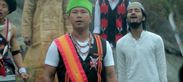 "Together ""As one"": Nagaland spread peace through Music to all mankind"