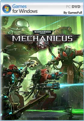 Warhammer 40,000 Mechanicus PC [Full] Español [MEGA]