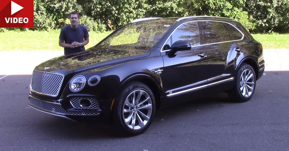 why does the bentley bentayga cost so much. Cars Review. Best American Auto & Cars Review