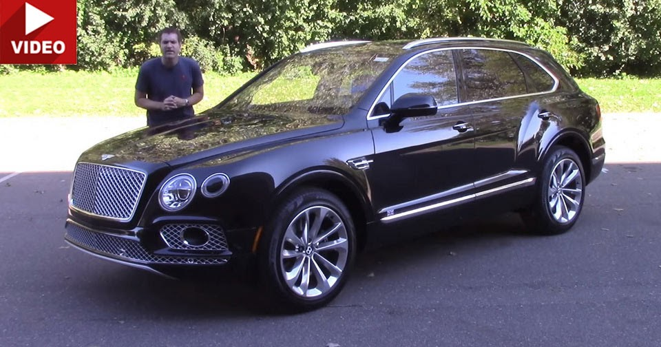 why does the bentley bentayga cost so much. Black Bedroom Furniture Sets. Home Design Ideas