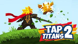 Tap Titans 2 Apk v1.2.9 (Mega Mod)