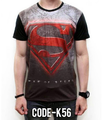 Kaos Man Of Steel
