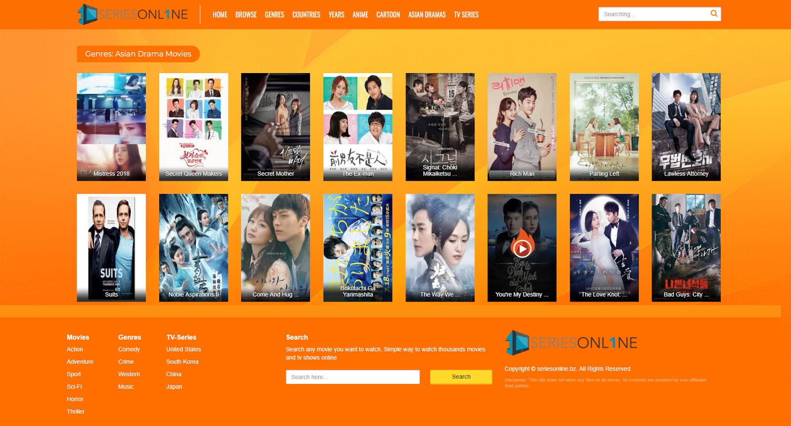 Top Ten Best Streaming Sites To Watch Free Movies And Tv -2632