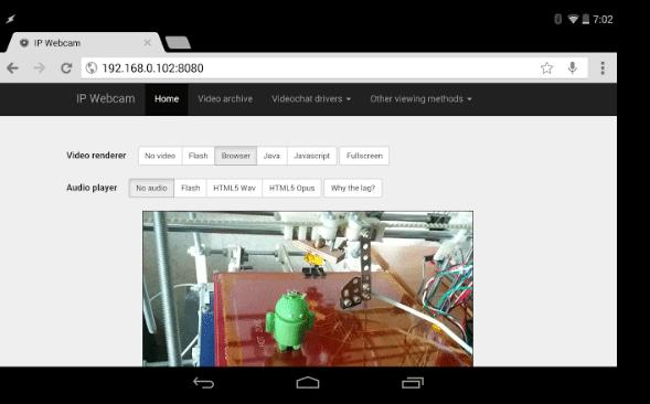 Cara Menjadikan Smartphone Android Menjadi Webcam Dan CCTV