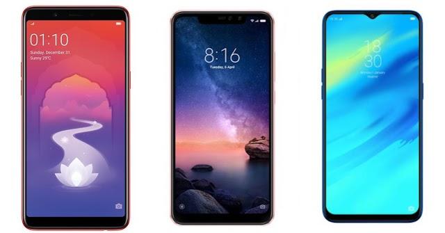 5 Best phones under 15,000 rupees in India
