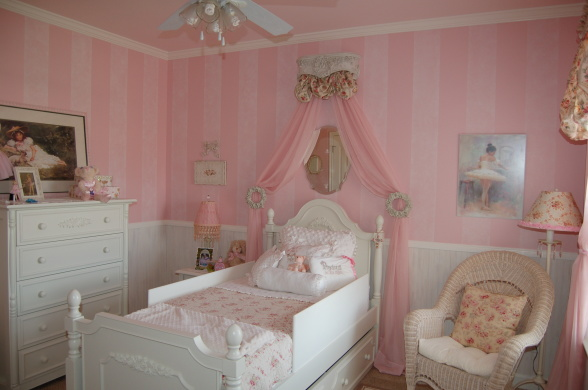 Inspiration From Alicia Decorating A Little Girls Room