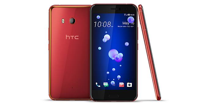 HTC U11 receives Android 9.0 Pie update