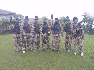 Bumi Tapos Resort Outbound Bogor