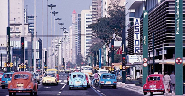 avenida paulista nos anos 70