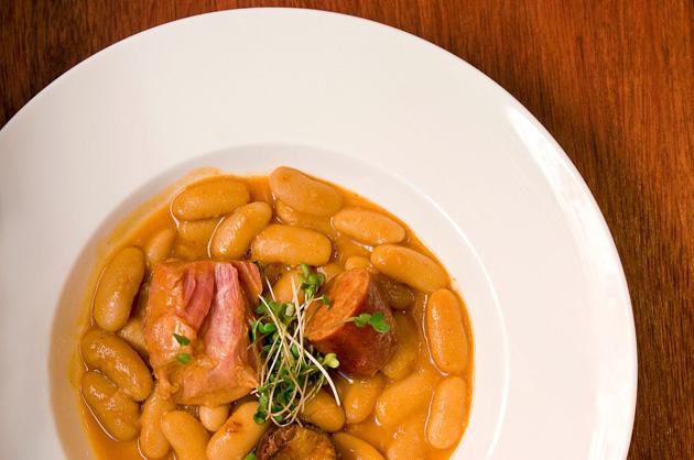 la auténtica fabada asturiana