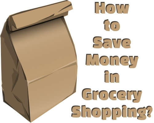 Save money in grocery shopping