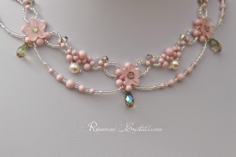 bijoux précieux mariée