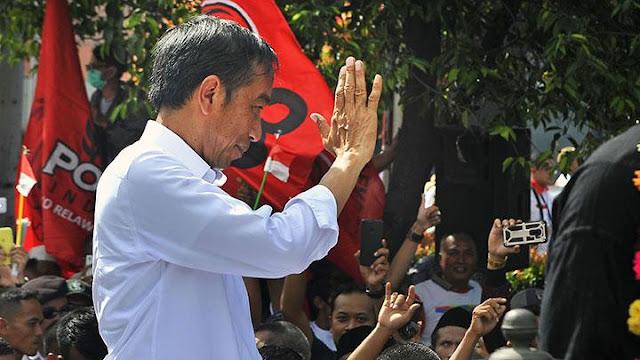 Tiga Alasan Mengapa Masyarakat Ragu Pilih Jokowi