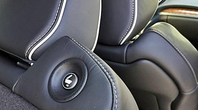 2017 Acura MDX Quick Look: Rear Seats