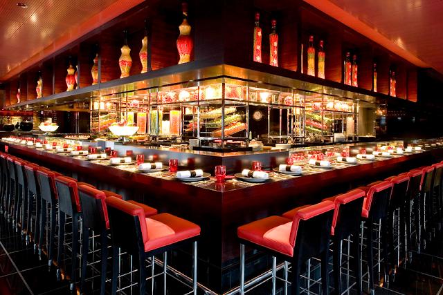 Restaurante L'Atelier de Joël Robuchon em Las Vegas