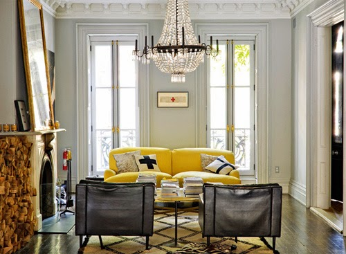 Jenna Lyons S Brooklyn Brownstone After