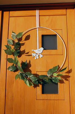 HomeShapedBlog Wreath