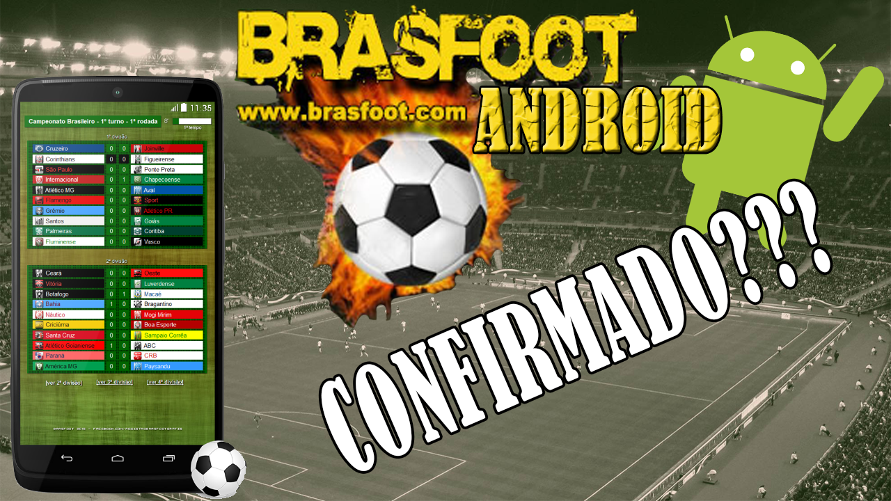 brasfoot 2018 com patches
