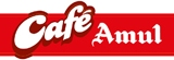 Cafe Amul franchise restaurant logo