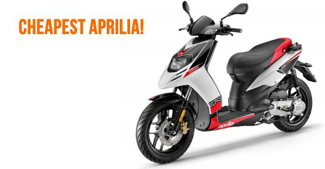New Aprilia SR 125 HD Wallpapers ||||