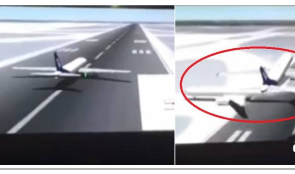 450 ألف دولار مكافأة لطيّار منع اصطدام طائرتين! منع وقوع كارثة حقيقة واصطدام مميت!