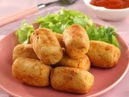 Resep Kroket Nasi Ayam