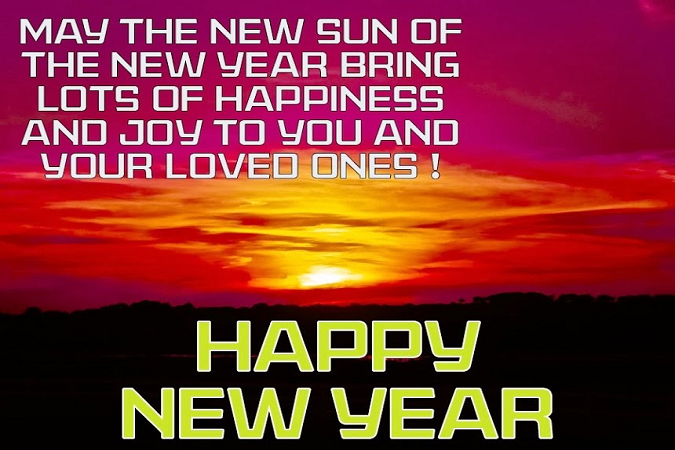 Happy New Year 2019 SMS for Mobile,Android Phone Wallpapers