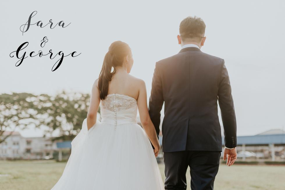 [海外婚禮] SARAH&GEORGE | 馬來西亞。Malaysia