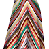 Hotbuys Multi Stripe Midi Skirt Released