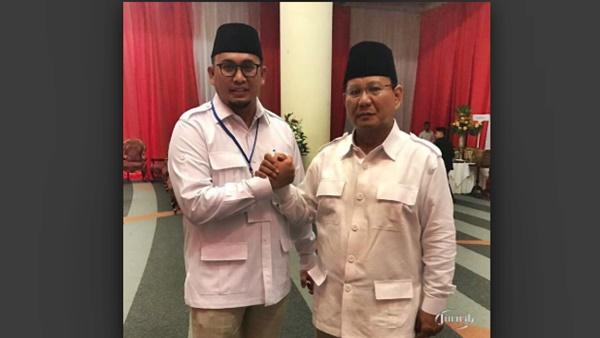 Relawan Prabowo Tidak Terpancing Pidato Jokowi 'Siap Berantem'