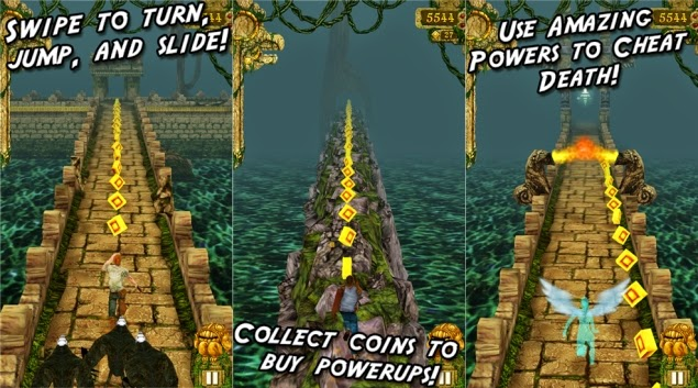 Study, Knowledge & Information: Temple Run Game For PC Free