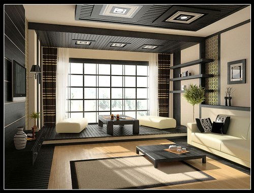 Home Interior Design Japan