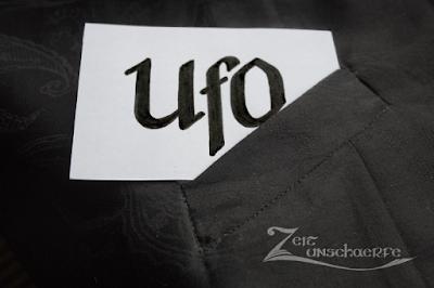 UFO: Herrenweste - die Krux mit der Paspeltasche | www.zeitunschaerfe.de