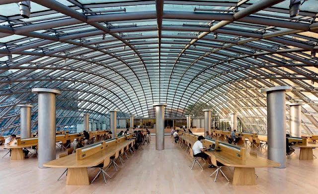 Biblioteca da Universidade Livre em Berlim