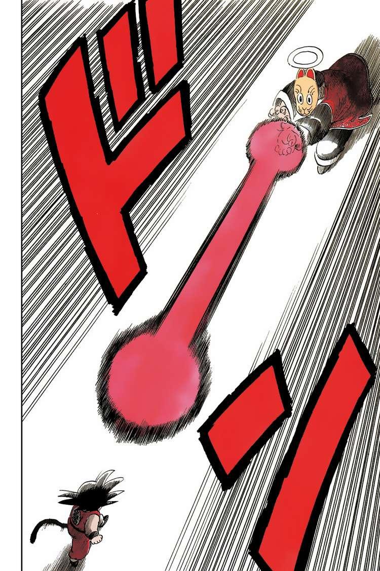 Dragon Ball chap 106 trang 13