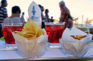 Spritz - Bar Al Todaro, Molo di San Marco
