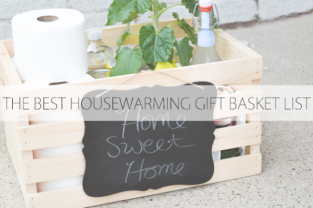 The Joyful Tribe The Best Housewarming Gift Basket List