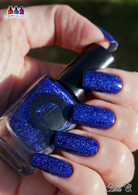 Cirque Colors, Cirque, Tanzanite, EDK dolly, Harunouta L020