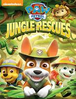 La patrulla canina: Rescates en la selva (2018)